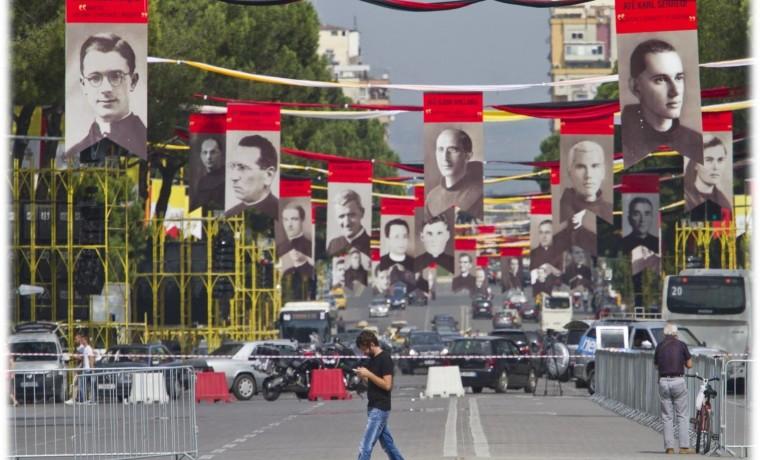 Beati i 38 martiri albanesi