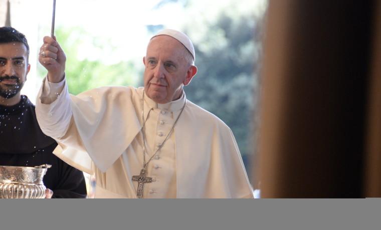 Da Francesco a Papa Francesco  – Eterna è la tua misericordia